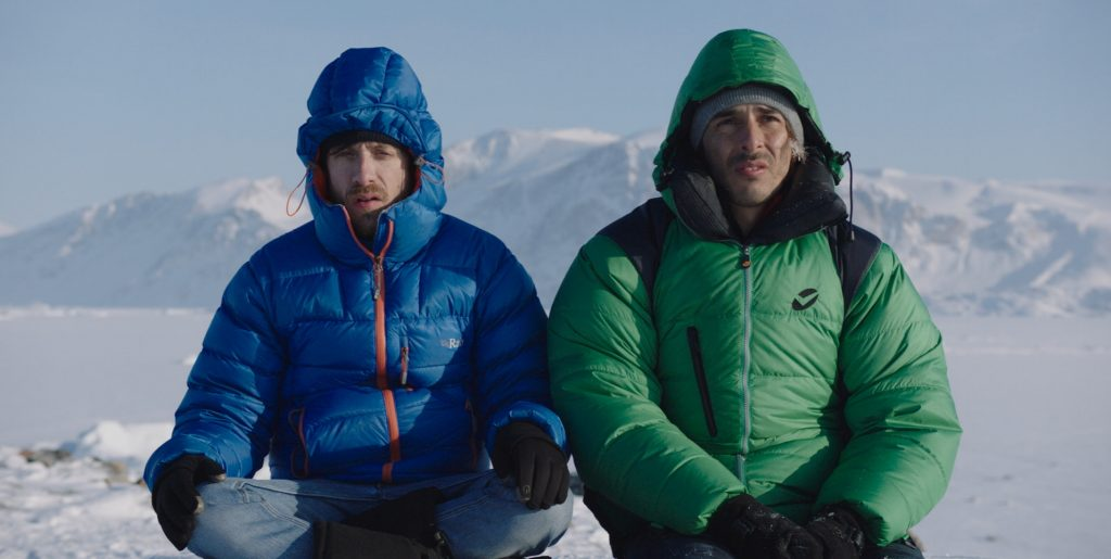 Filmes de lugares inóspitos, Groenlândia, Journey to Greenland