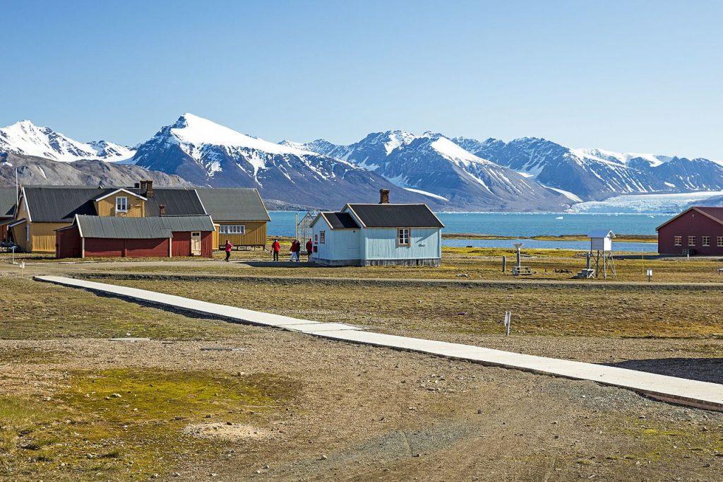 Svalbard, Noruega, Polo Norte