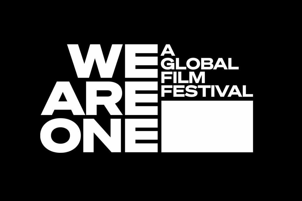 We Are One Festival, o maior festival de cinema online do mundo.