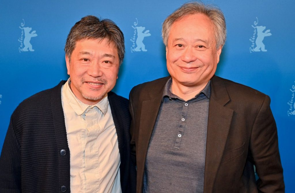 Conversa de Ang Lee com Kore-eda Hirokazu no We Are One Festival