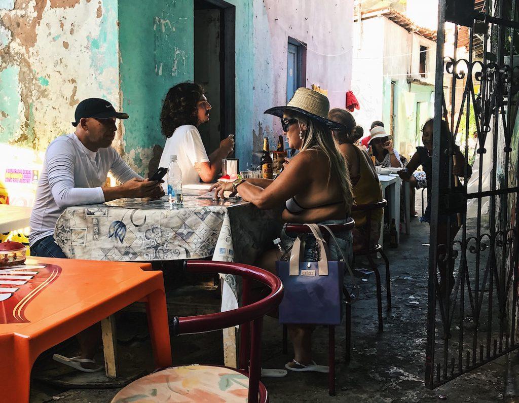 Não tem frescura nenhuma no Ré-Restaurante em Salvador - foto: Liana Rangel