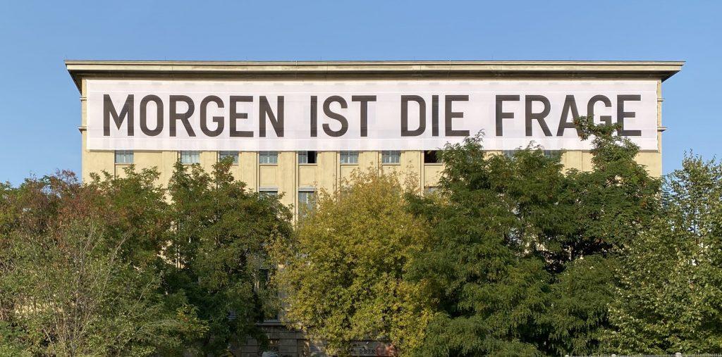 Exposição Studio Berlin @ Berghain. Foto: Lalai Persson