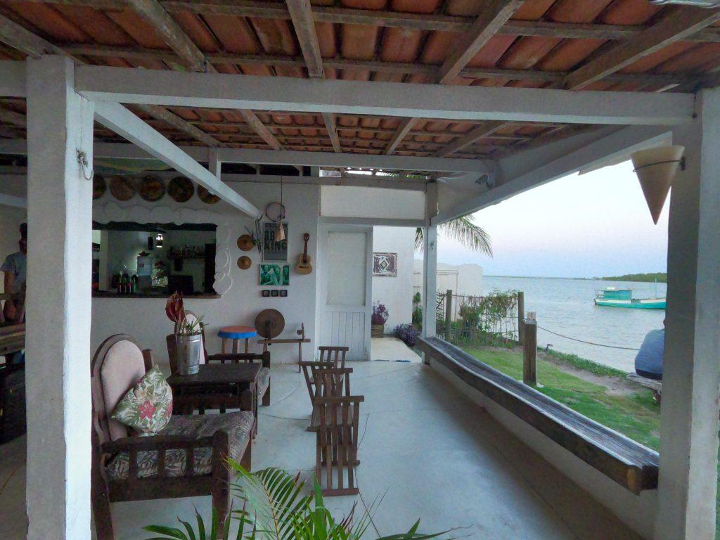 Santo André tem pousadas e restaurantes charmosos e muita tranquilidade (foto: Luciana Guilliod)