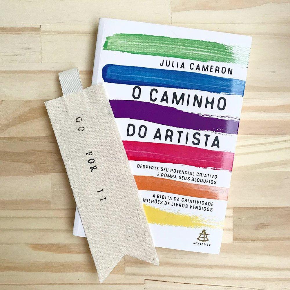 O Caminho do Artista, de Julia Cameron, é a bíblia da criatividade para quem quer sair de um bloqueio mental.