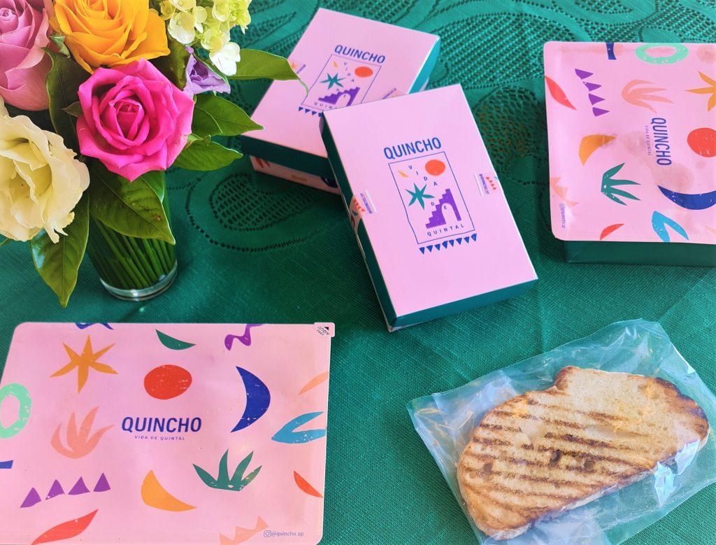 Embalagens pro menu em casa por @entaovah