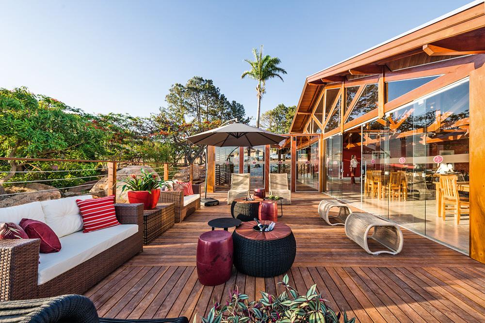 O Restaurante Casa Verrone abre aos fins de semana - foto: Divulgação
