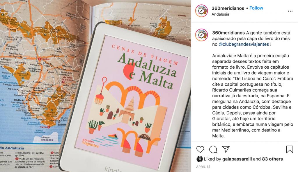 Clubes do Livro online: Grandes Viajantes