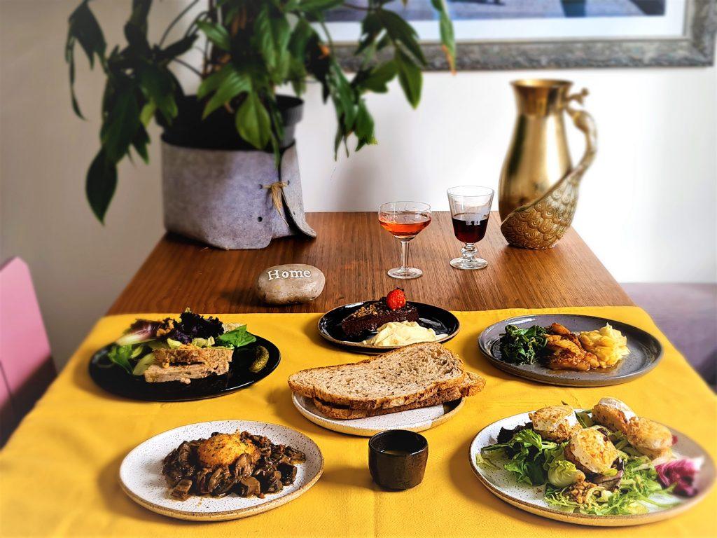 Le Jazz no menu em casa - Restaurantes europeus com delivery em São Paulo