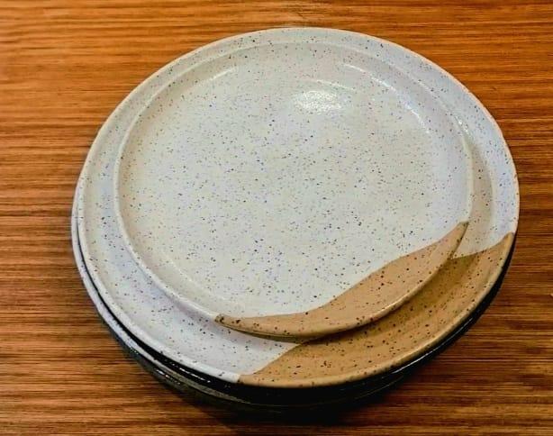 Prato com propósito da Baobá. para o menu em casa