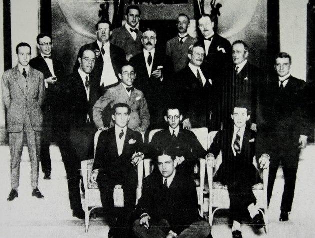 Centenário da Semana de Arte Moderna de 1922