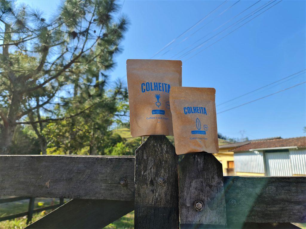 Marcas conscientes nacionais: Colheita Snacks - sustentável. foto: @entaovah