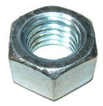 1956 Bumper bolt nut, non-locking