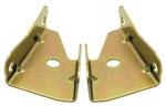 1969 Power brake booster brackets, firewall mount