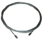 1970 Brake cable - intermediate, 127 inch wheelbase