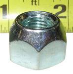 1970 Lug nut, 1/2 ton