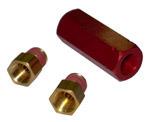 1970 Residual check valve, deluxe