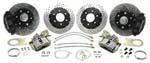 1965 Disc brake/spindle conversion kit, Baer GT+