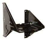 1970 Battery tray assembly, with sides