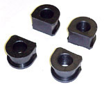1970 Sway/stabilizer bar bushings, front