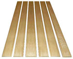 1937 Bed wood, 6 boards