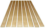 1970 Bed wood, 8 boards