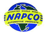 1937 Advertising sales and service decal, NAPCO (4x4)