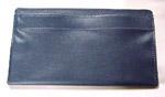 1981 Door panel bag, dark blue