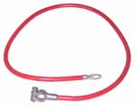 1970 Battery cable, modern