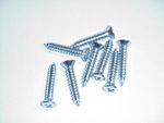 1970 Sill trim plate screws, stainless steel