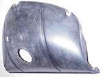 1937 Lower grille filler pan, fiberglass