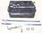 1970 Gas tank kit, 21 gallon polyethylene gas tank