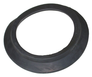 1970  Heater A/C donut gasket, between box and firewall (thick round shaped)