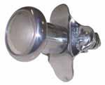 1937 Brodie knob, aluminum