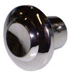 1955 Wiper knob, chrome