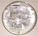 1958 Headlight bulb, sealed beam
