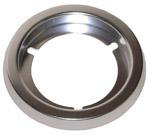 1958 Taillight ring/bezel, round