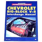 1970 Chevrolet big block V8 interchange manual