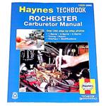 1970 Rochester Carburetors manual, Haynes techbook
