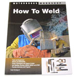 1937 How to Weld book, techniques and tips