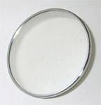 1970 Outside mirror, 5 inch round