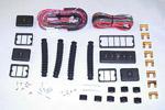 1970 Power window switch kit, 4 door trucks