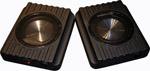 1970 Speaker units, underseat or horizontal