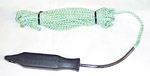 1961 Rope-in tool, 1/4 inch green cord