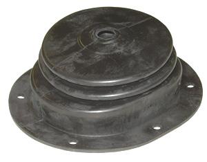 1969 Floor shift boot, rubber