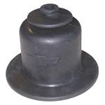 1955 Floor shift boot, rubber
