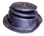 1970 Floor shift boot, rubber