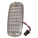 1965 Taillight LED, clear lens