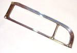 1970 Taillight ring/bezel frame, fleetside