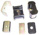 1970 Transmission mount kit, 1/2 to 1 ton pickup