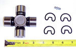 1970 U-joint only, front for 2 or 3 part shafts